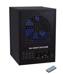 Breathe Fresh 5-in-1 Air Purifier w/UV, Ozone Power, Ionizer