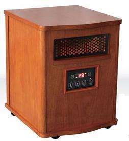 Comfort Glow QEH1410 Infrared Quartz Heater Compact
