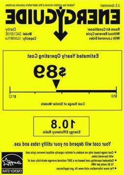 Danby DAC12010E 12,000 btu window air conditioner - Euro Gre