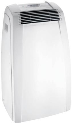 DeLonghi PACC120E 12,000 BTU Portable Air Conditioner with R