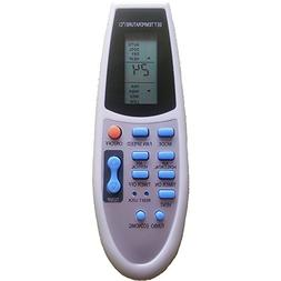 Generic Replacement Air Conditioner Remote Control for York