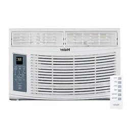 Haier - 6000-BTU Electronic Remote Control Air Conditioner,
