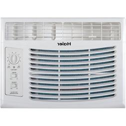 Haier HWF05XCL-L 5,000 BTU 115V Window-Mounted Air Condition