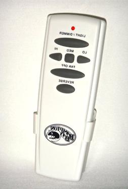 Hampton Bay Remote Control UC7078T with Reverse and Hampton