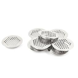 Kitchen Stainless Steel 53mm Dia Round Mesh Hole Air Vent Lo