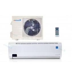 Klimaire KSIL018-H219 KSIL Series 18,000 BTU 19 SEER Heat Pu