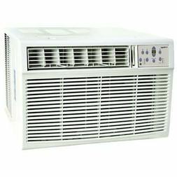 Koldfront WAC18001W 18,500 BTU 208/230V Heat/Cool Window Air