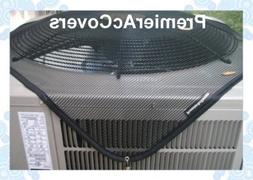 Air Conditioner Leaf Guard - Keeps Out Leaves, Cottonwood an