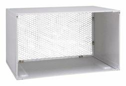 Lg - Air Conditioner Wall Sleeve - Aluminum
