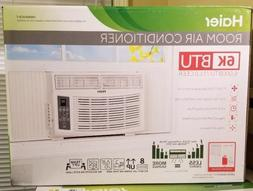 NEW - Haier HWR06XCR-T 6,000 BTU Remote Control Air Conditio