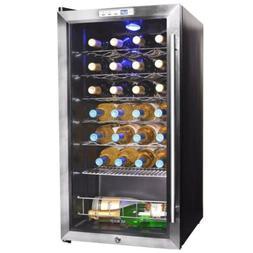 NewAir AWC-270E 27-Bottle Compressor Wine Cooler