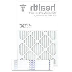 AIRx HEALTH 16x25x1 MERV 13 Pleated Air Filter - Made in the