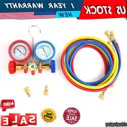 r410a r22 manifold gauge set ac a