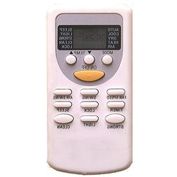 Replacement Air Conditioner Remote Control for Yonan Sairon