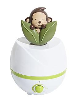 SPT Adorable Monkey Ultrasonic Humidifier, Multi