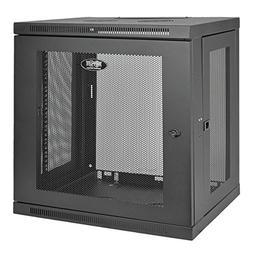 Tripp Lite 12U Wall Mount Rack Enclosure Server Cabinet, 16.