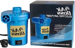 VERY FAST Electric Air Pump For Inflatables, 1,000 Liters of