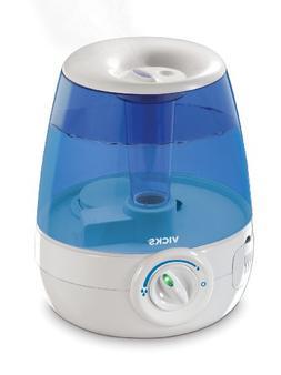Vicks Filter-Free 1.2 Gallon Cool Mist Humidifier