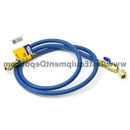 "Yellow Jacket 29425 Plus II 1/4"" Hose with Ball Valve for R4"