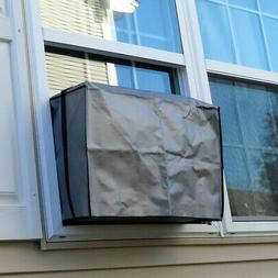 Evelots A/C Air Conditioner Outdoor Window Cover-Elastic Str