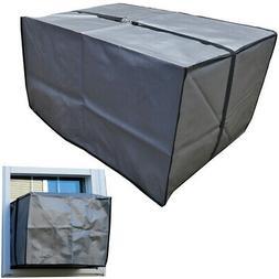 Evelots A/C Air Conditioner Outdoor Window Cover-Elastic Str