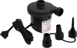 Airtek 120V AC Electric Air Pump for Airbeds, Air Mattress a