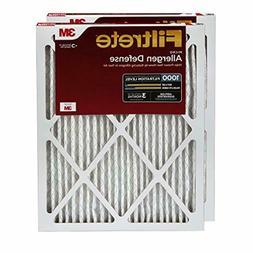 Filtrete 16x25x1, AC Furnace Air Filter, MPR 1000, Micro All
