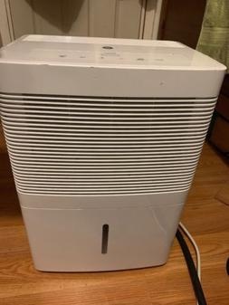 General Electric ADEL30LWQ1 30 Pint Dehumidifier 07/L262208A