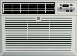 "GE AEM08LX 19"" Window Air Conditioner with 8000 Cooling BTU,"
