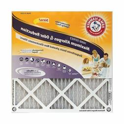 14x14x1 Arm and Hammer Max Odor Air Filter