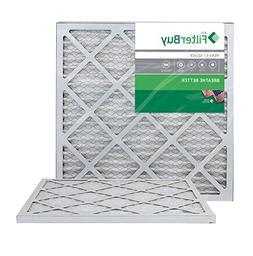 FilterBuy 20x20x1 MERV 8 Pleated AC Furnace Air Filter, , 20
