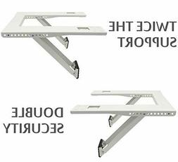 Qualward Air Conditioner Bracket Window AC Support Brackets