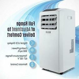 DELLA Air Conditioner Cooling Fan 10000 BTU Portable Dehumid