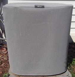 Air Conditioner Cover - Winter - Premier - ALMOND TOP/GRAY S