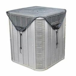 Air Conditioner Cover for Outside Units, AC Cover Mesh Leaf