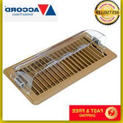Air Conditioner Deflector Heating Floor Register Ceiling Ven