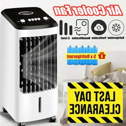 220V Air Conditioner Fan Humidifier Cooling Bedroom Portable
