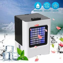 Air Conditioner Fan Mini Cool Bedroom Desk Portable Cooler C
