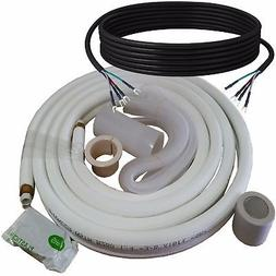 PIONEER® Air Conditioner Mini Split Heatpump 10' Connection