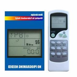 Quietside Air Conditioner Remote Control