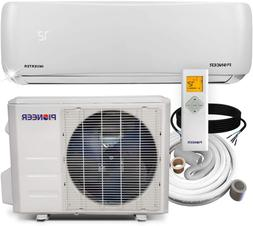 Pioneer Air Conditioner Wys018G-19 Wall Mount Ductless Inver
