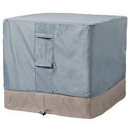 VonHaus Air Conditioning Cover, Square - 'The Storm Collec