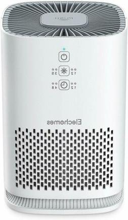 ELECHOMES Air Purifier for Home True HEPA Filter, Ultra Quie