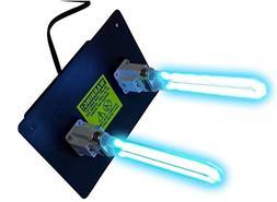 Air Purifier UV LIGHT for ac HVAC ultravaiolet dual lamp duc