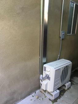 Air Star 28000 btu mini split air conditioner inverter ductl