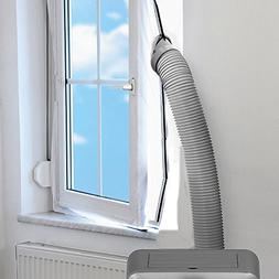 AirLock Window Seal for Mobile Air-Conditioning Units Mobile
