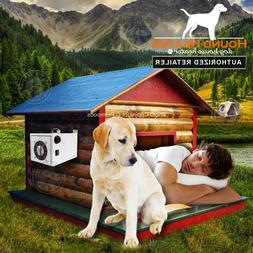 Akoma Dog House Air Conditioner 1400 BTU up to 90 cu ft by H