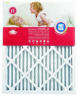 allergen 20x25x1 air filter merv 11 4