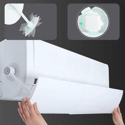Anti Direct Blowing Retractable Air Conditioner Cover Deflec