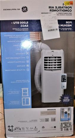GE APCD08AXWW 8000 BTU Portable Air Conditioner - NEW